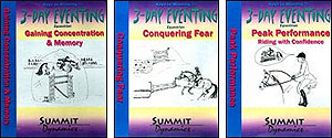 3 day equestrian self hypnosis cds