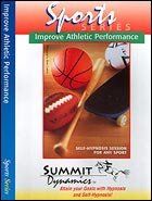 improving athletic performance self hypnotherapy cd