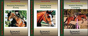 equestrian self hypnosis training dvd