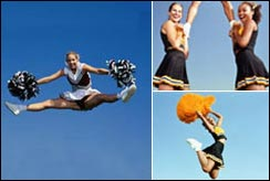 cheerleading hypnotherapy series laura king
