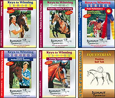 equestrian riding self hypnosis cds