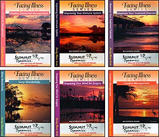 self hypnosis facing illness cds