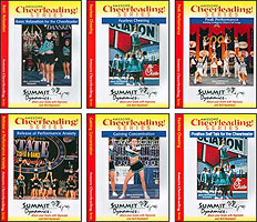 self hypnosis cheerleading cds
