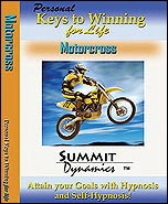 improve motorcross training with self hypnosis