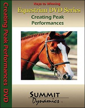 Creating Peak Performance & Building Confidence DVD