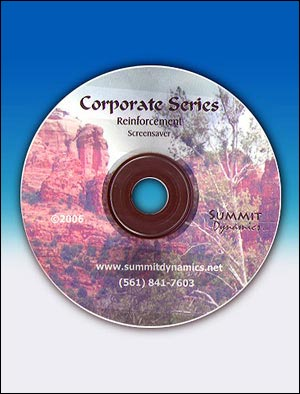 Corporate Series Screensaver