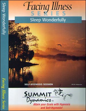 Self Hypnosis & Hypnotherapy for insomnia  Hypnosis helps