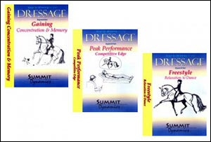 Complete Keys to Winning Dressage Series with Hypnosis