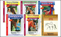 Complete Keys to Winning for the Equestrian Series