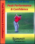 Peak Performance Confidence for Golf Hypnotherapy