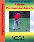 Release Performance Anxiety for Golf