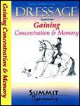 Gaining Concentration and Memory for Dressage